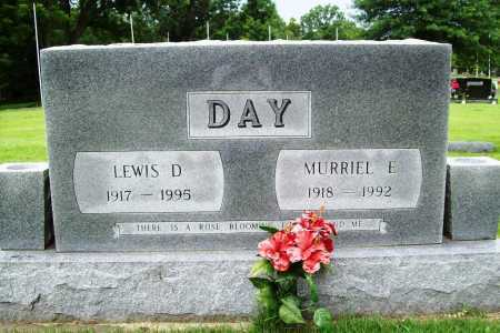 DAY, MURRIEL E. - Benton County, Arkansas | MURRIEL E. DAY - Arkansas Gravestone Photos