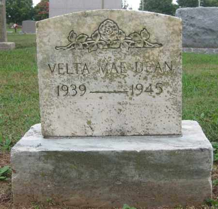 DEAN, VELTA MAE - Benton County, Arkansas | VELTA MAE DEAN - Arkansas Gravestone Photos