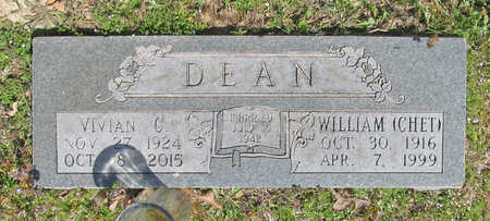 "DEAN, WILLIAM ""CHET"" - Benton County, Arkansas 