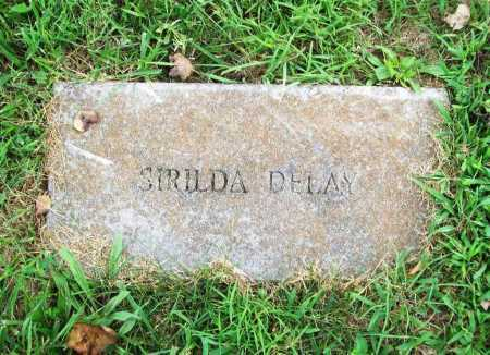 DELAY, SIRILDA - Benton County, Arkansas | SIRILDA DELAY - Arkansas Gravestone Photos