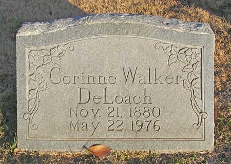 DELOACH, EMILY CORINNE - Benton County, Arkansas | EMILY CORINNE DELOACH - Arkansas Gravestone Photos