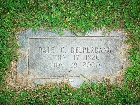 DELPERDANG, DALE C. - Benton County, Arkansas | DALE C. DELPERDANG - Arkansas Gravestone Photos