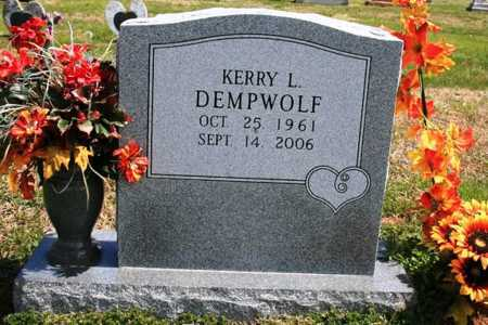 DEMPWOLF, KERRY LACINDA - Benton County, Arkansas | KERRY LACINDA DEMPWOLF - Arkansas Gravestone Photos