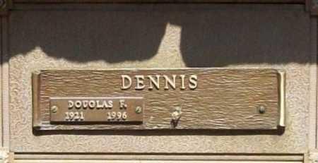 DENNIS, DOUGLAS F. - Benton County, Arkansas | DOUGLAS F. DENNIS - Arkansas Gravestone Photos