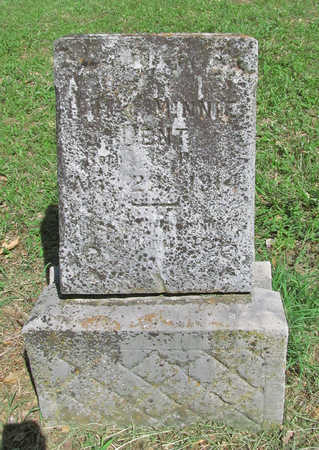 DENT, INFANT DAUGHTER - Benton County, Arkansas | INFANT DAUGHTER DENT - Arkansas Gravestone Photos