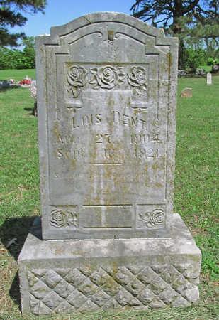 DENT, LOIS - Benton County, Arkansas | LOIS DENT - Arkansas Gravestone Photos