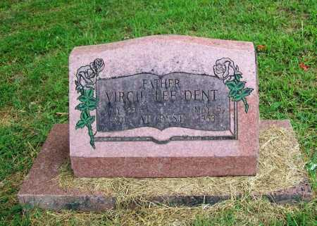 DENT, VIRGIL LEE - Benton County, Arkansas | VIRGIL LEE DENT - Arkansas Gravestone Photos
