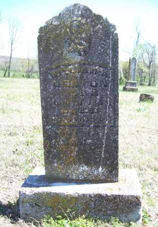 DENTON, WILLIAM A. - Benton County, Arkansas   WILLIAM A. DENTON - Arkansas Gravestone Photos