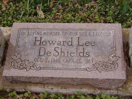 DESHIELDS, HOWARD LEE - Benton County, Arkansas | HOWARD LEE DESHIELDS - Arkansas Gravestone Photos