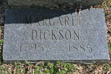 DICKSON, MARGARET (REPLACEMENT) - Benton County, Arkansas   MARGARET (REPLACEMENT) DICKSON - Arkansas Gravestone Photos