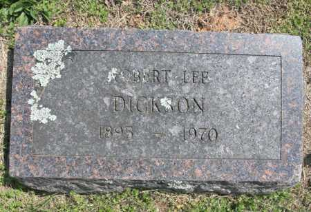 DICKSON, ROBERT LEE - Benton County, Arkansas | ROBERT LEE DICKSON - Arkansas Gravestone Photos