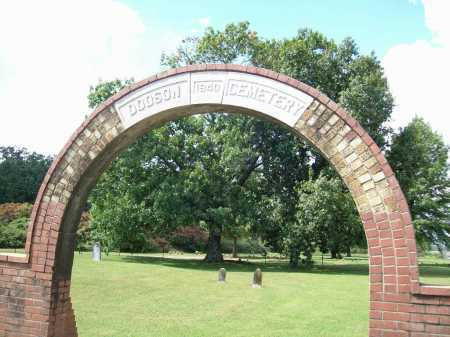 *DODSON CEMETERY,  - Benton County, Arkansas    *DODSON CEMETERY - Arkansas Gravestone Photos