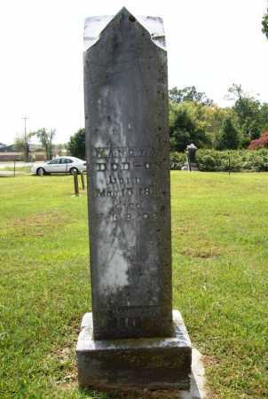 DODSON, NANCY JANE - Benton County, Arkansas | NANCY JANE DODSON - Arkansas Gravestone Photos