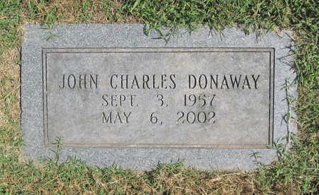 DONAWAY, JOHN CHARLES - Benton County, Arkansas | JOHN CHARLES DONAWAY - Arkansas Gravestone Photos