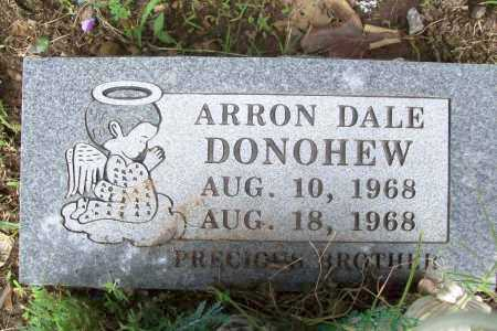 DONOHEW, ARRON DALE - Benton County, Arkansas | ARRON DALE DONOHEW - Arkansas Gravestone Photos