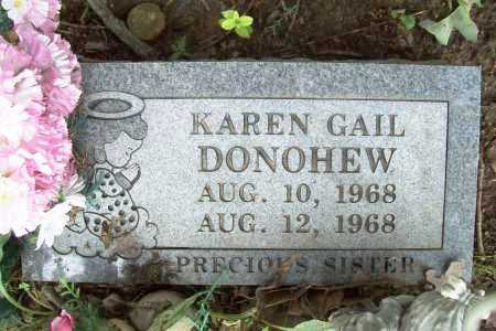 DONOHEW, KAREN GAIL - Benton County, Arkansas | KAREN GAIL DONOHEW - Arkansas Gravestone Photos