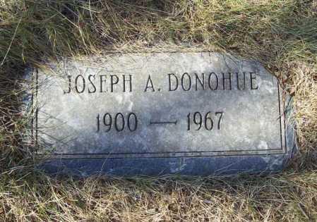 DONOHUE, JOSEPH A. - Benton County, Arkansas | JOSEPH A. DONOHUE - Arkansas Gravestone Photos