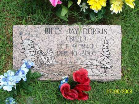 DORRIS, BILLY JAY - Benton County, Arkansas | BILLY JAY DORRIS - Arkansas Gravestone Photos