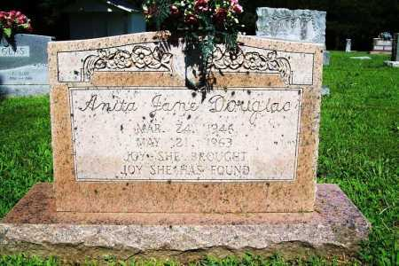 DOUGLAS, ANITA JANE - Benton County, Arkansas | ANITA JANE DOUGLAS - Arkansas Gravestone Photos