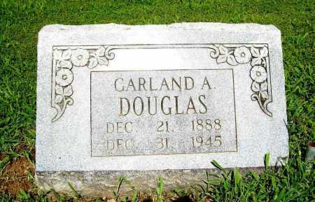 DOUGLAS, GARLAND A. - Benton County, Arkansas | GARLAND A. DOUGLAS - Arkansas Gravestone Photos