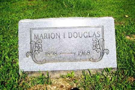 DOUGLAS, MARION I. - Benton County, Arkansas | MARION I. DOUGLAS - Arkansas Gravestone Photos