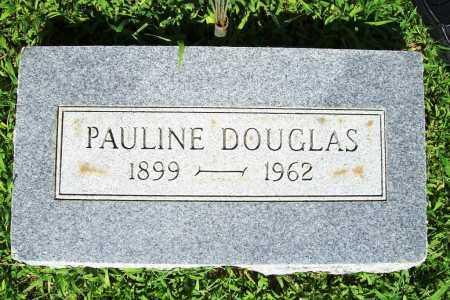 DOUGLAS, PAULINE - Benton County, Arkansas | PAULINE DOUGLAS - Arkansas Gravestone Photos
