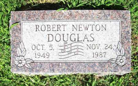 DOUGLAS, ROBERT NEWTON - Benton County, Arkansas | ROBERT NEWTON DOUGLAS - Arkansas Gravestone Photos