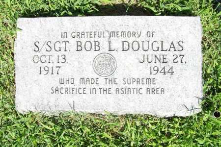DOUGLAS (VETERAN WWII, KIA), BOB L. - Benton County, Arkansas | BOB L. DOUGLAS (VETERAN WWII, KIA) - Arkansas Gravestone Photos