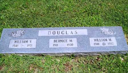 DOUGLAS, WILLIAM M. - Benton County, Arkansas | WILLIAM M. DOUGLAS - Arkansas Gravestone Photos