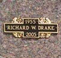 DRAKE, RICHARD W. - Benton County, Arkansas | RICHARD W. DRAKE - Arkansas Gravestone Photos