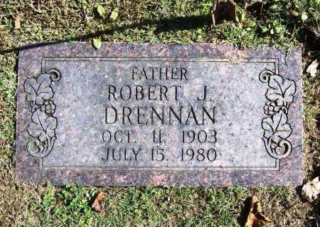 DRENNAN, ROBERT J. - Benton County, Arkansas | ROBERT J. DRENNAN - Arkansas Gravestone Photos