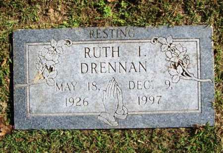 DRENNAN, RUTH I. - Benton County, Arkansas | RUTH I. DRENNAN - Arkansas Gravestone Photos