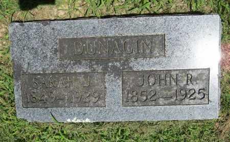 DUNAGIN, SARAH J. - Benton County, Arkansas | SARAH J. DUNAGIN - Arkansas Gravestone Photos