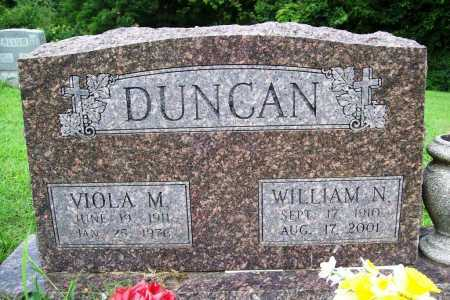 DUNCAN, WILLIAM N. - Benton County, Arkansas | WILLIAM N. DUNCAN - Arkansas Gravestone Photos