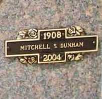 "DUNHAM, MITCHELL S. ""MITCH"" - Benton County, Arkansas 