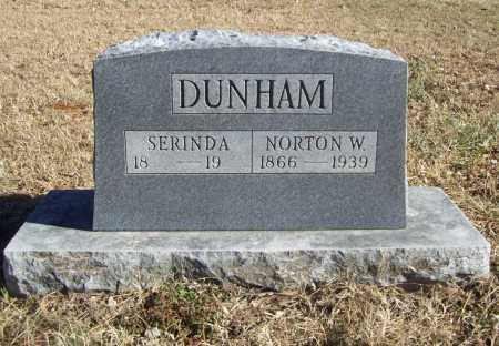 DUNHAM, NORTON W. - Benton County, Arkansas | NORTON W. DUNHAM - Arkansas Gravestone Photos