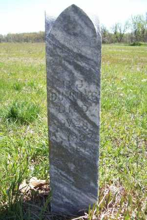 DUNNING, R. J. - Benton County, Arkansas | R. J. DUNNING - Arkansas Gravestone Photos