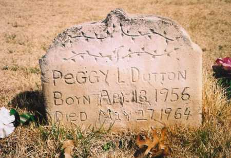 DUTTON, PEGGY L. - Benton County, Arkansas | PEGGY L. DUTTON - Arkansas Gravestone Photos
