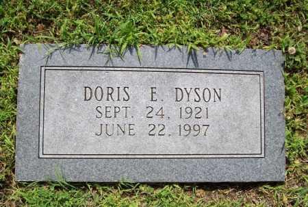 DYSON, DORIS E - Benton County, Arkansas | DORIS E DYSON - Arkansas Gravestone Photos