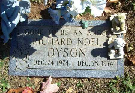 DYSON, RICHARD NOEL - Benton County, Arkansas | RICHARD NOEL DYSON - Arkansas Gravestone Photos