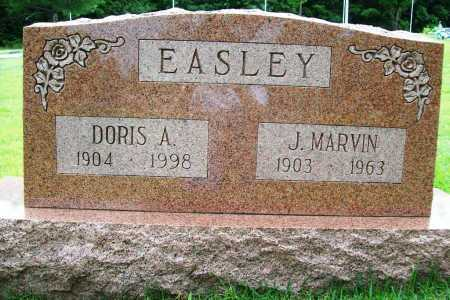 EASLEY, J. MARVIN - Benton County, Arkansas | J. MARVIN EASLEY - Arkansas Gravestone Photos