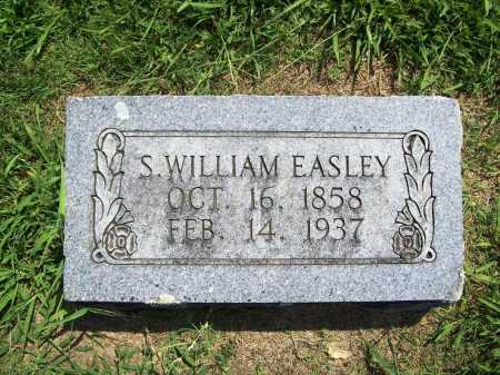EASLEY, S WILLIAM - Benton County, Arkansas | S WILLIAM EASLEY - Arkansas Gravestone Photos