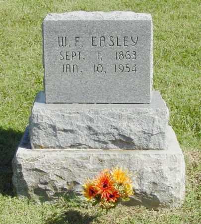 EASLEY, WILLIS FRANKLIN - Benton County, Arkansas | WILLIS FRANKLIN EASLEY - Arkansas Gravestone Photos