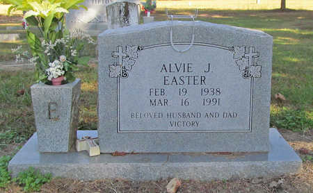 EASTER, ALVIE J - Benton County, Arkansas | ALVIE J EASTER - Arkansas Gravestone Photos