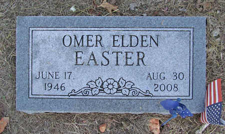 EASTER, OMER ELDEN - Benton County, Arkansas | OMER ELDEN EASTER - Arkansas Gravestone Photos