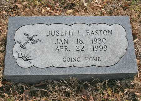 EASTON, JOSEPH LOUIS - Benton County, Arkansas | JOSEPH LOUIS EASTON - Arkansas Gravestone Photos