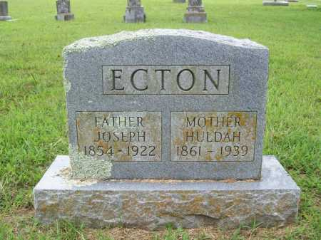 ECTON, HULDAH - Benton County, Arkansas | HULDAH ECTON - Arkansas Gravestone Photos