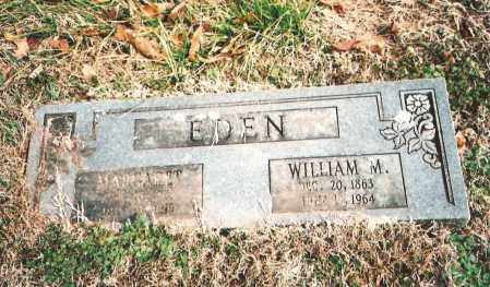 EDEN, MARGARET C. - Benton County, Arkansas | MARGARET C. EDEN - Arkansas Gravestone Photos