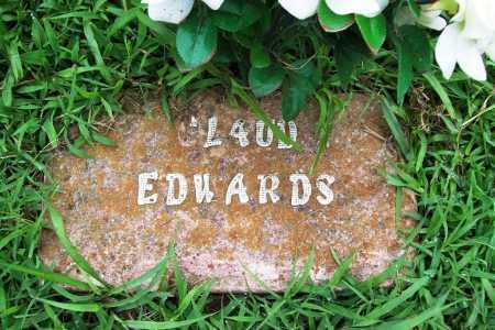 EDWARDS, CLAUD - Benton County, Arkansas | CLAUD EDWARDS - Arkansas Gravestone Photos