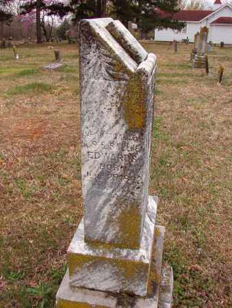 EDWARDS, INFANT DAUGHTER - Benton County, Arkansas | INFANT DAUGHTER EDWARDS - Arkansas Gravestone Photos